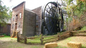 The wonderful Bale Grist Mill
