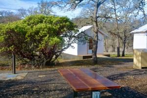 Table Cabin and Manzanita